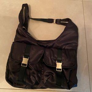 Steve Madden nylon fabric shoulder bag